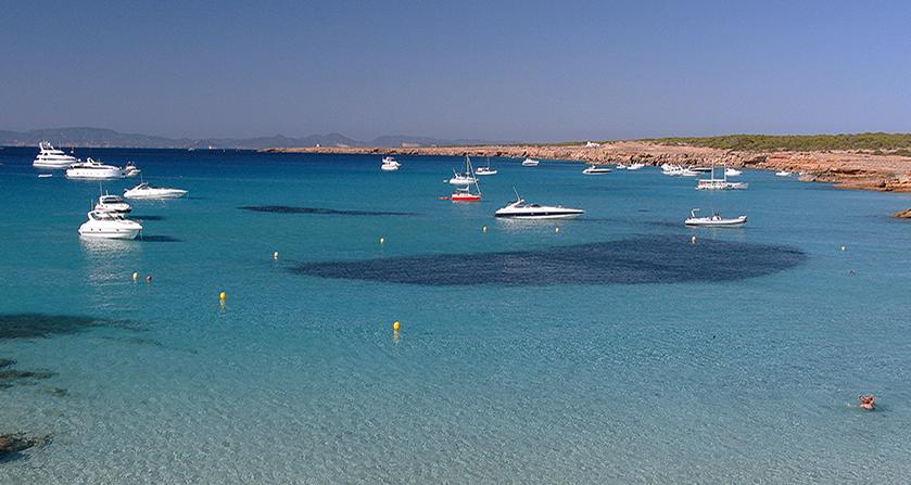 Adéu Formentera CallaSahona Strand