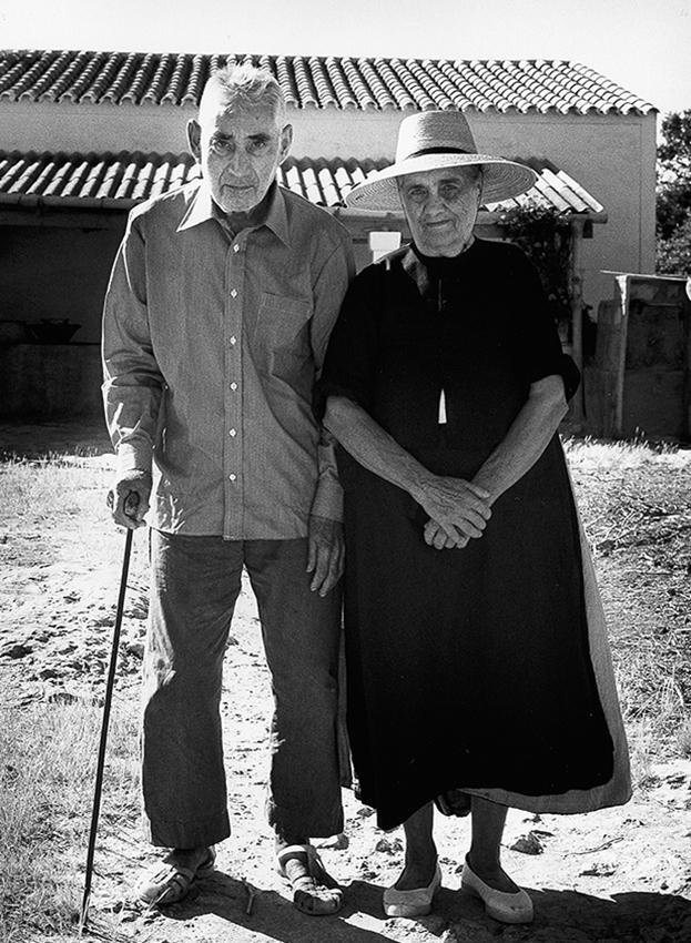 Impressionen Formentera 1960-80 Francisco und Francisca