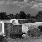 Impressionen Formentera 1960-80 2 Feldzisternen