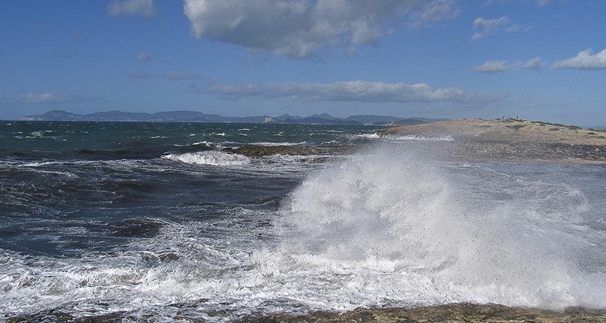Adéu Formentera Wintersturm
