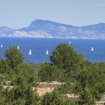Adéu Formentera Segelschiff Regatta