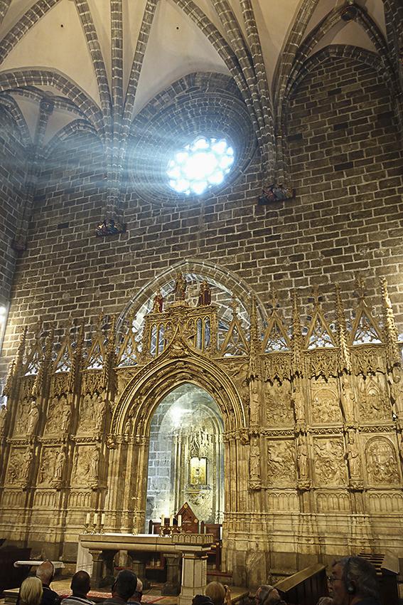Altar hl.Kelch Highlights der historischen Altstadt