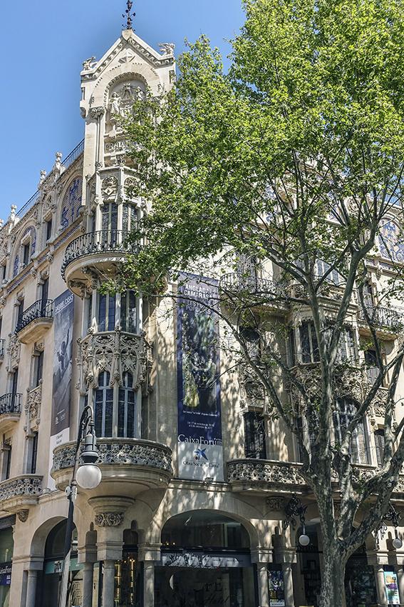 PALMA de Mallorca ein KulturausflugFundación Caixa