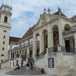 Coimbra Universitätsstadt - Lissabon Notizen Coimbra Universität