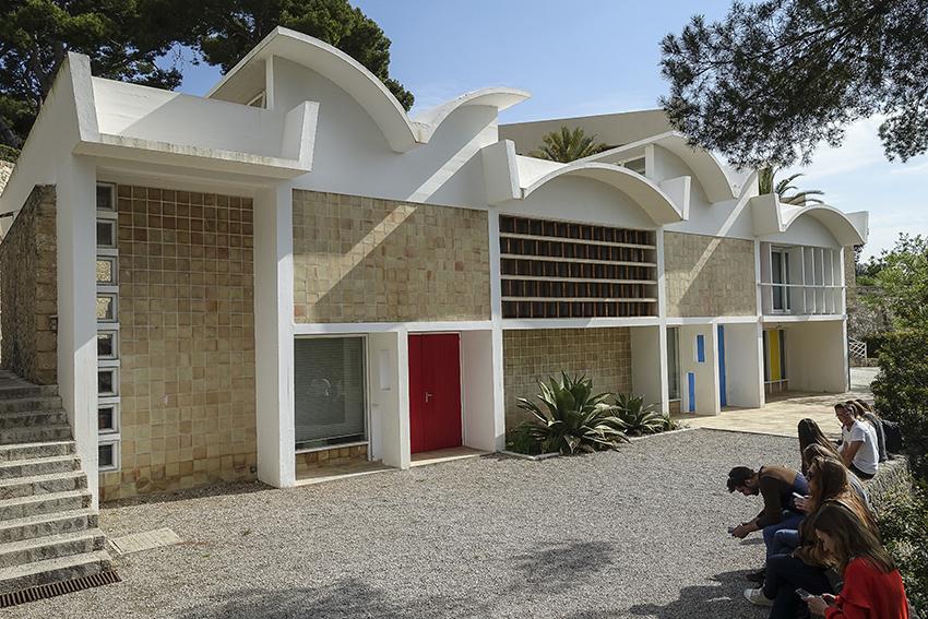 MIRÓ Fundació Pilar i Joan Miró a Mallorca Atelier Tallert Sert MIRÓ Fundació Pilar i Joan Miró a Mallorca