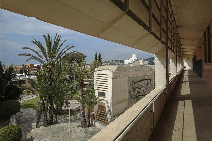MIRÓ Fundació Pilar i Joan Miró a Mallorca Architektur Museum MIRÓ Fundació Pilar i Joan Miró a Mallorca