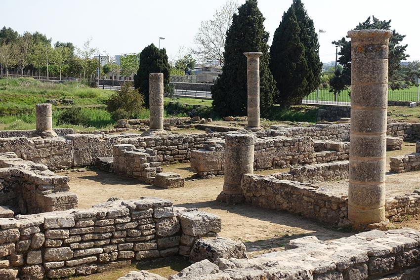 Mallorca Antik Ruinen von Pollentia (Alcúdia)