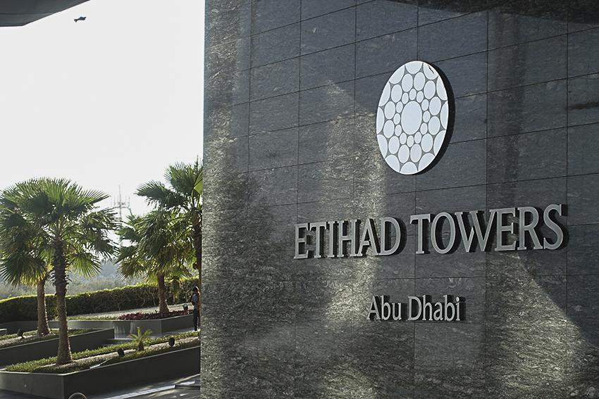 Abu Dhabi Stadt