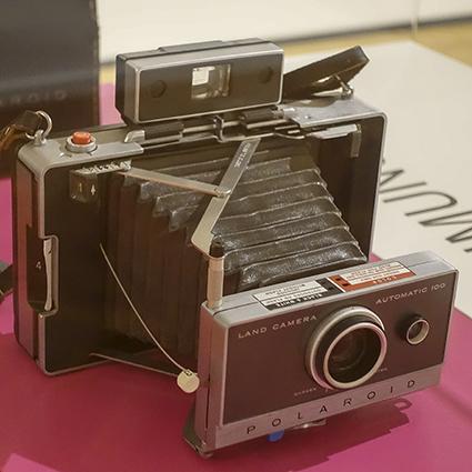 The polaroid Project Polaroid Kamera Modell 100