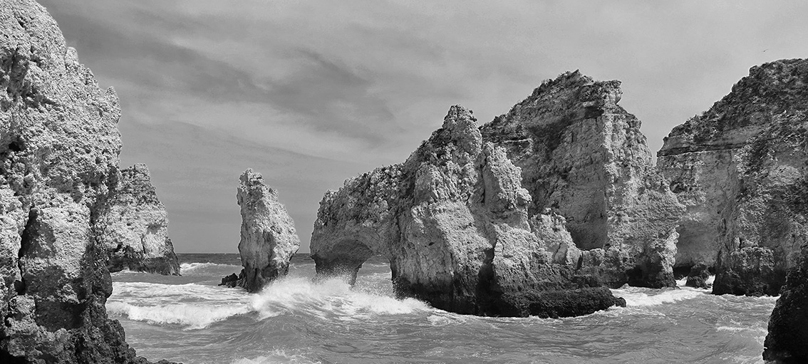 Algarve Felsenküste 11