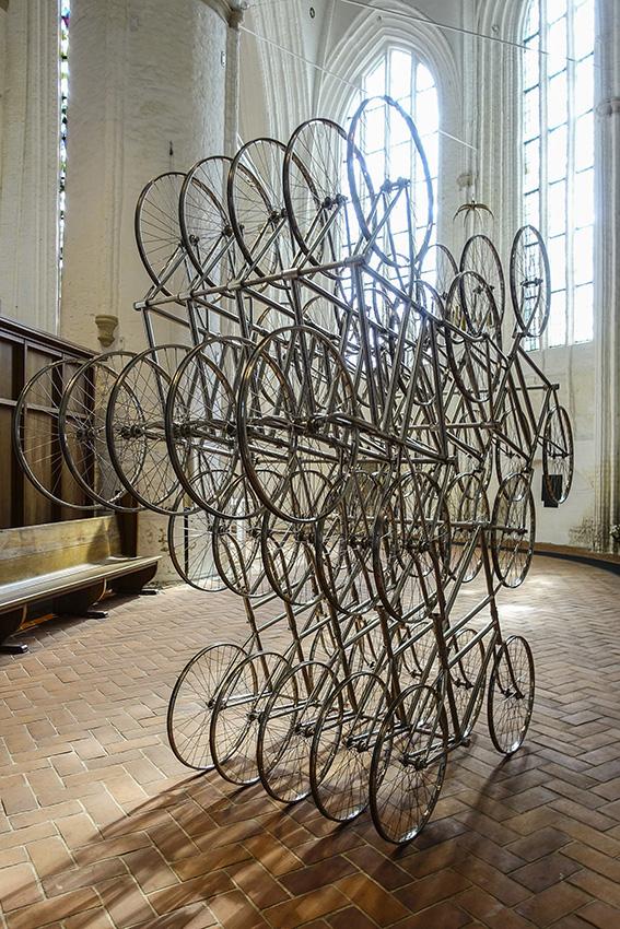 Ei Weiwei, Forever,2013