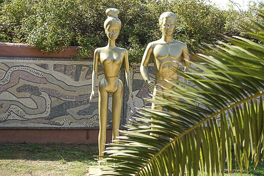 Museum Sa Bassa Blanca Golden Idols