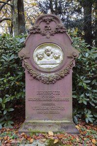 Ohlsdorfer Friedhof Grabmal Cordes