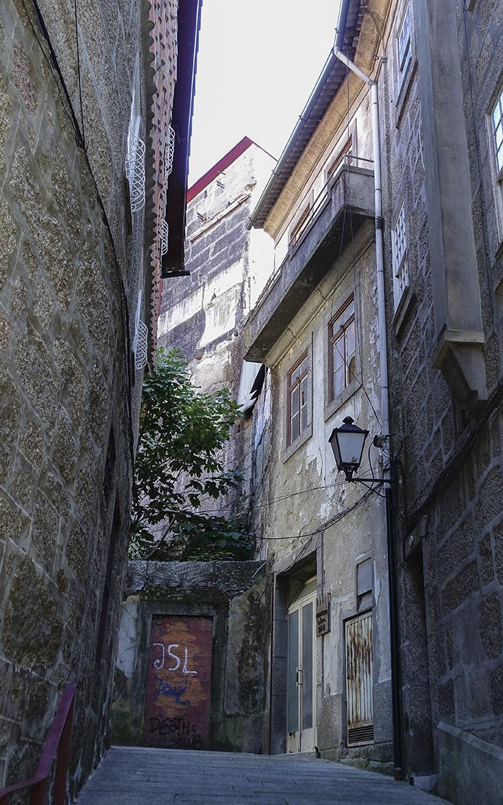 Guimarães Minho Portugal Durchgang