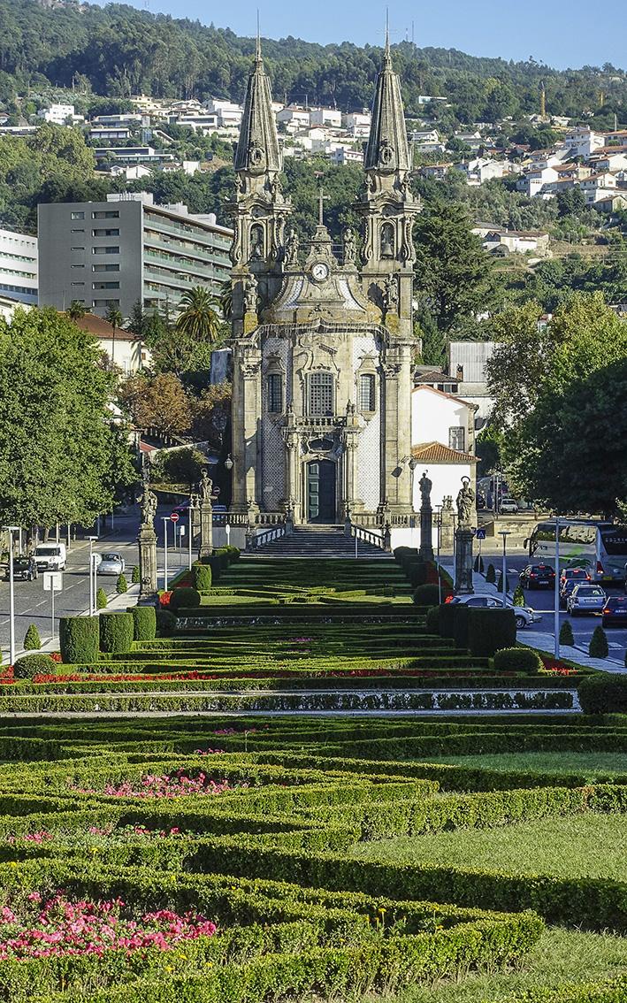 Guimarães Minho Portugal Igreja de nossa Senhora