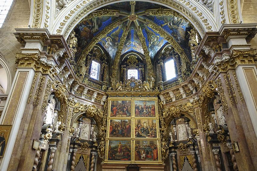 Kathedrale Altar Valencia, Highlights der historischen Altstadt