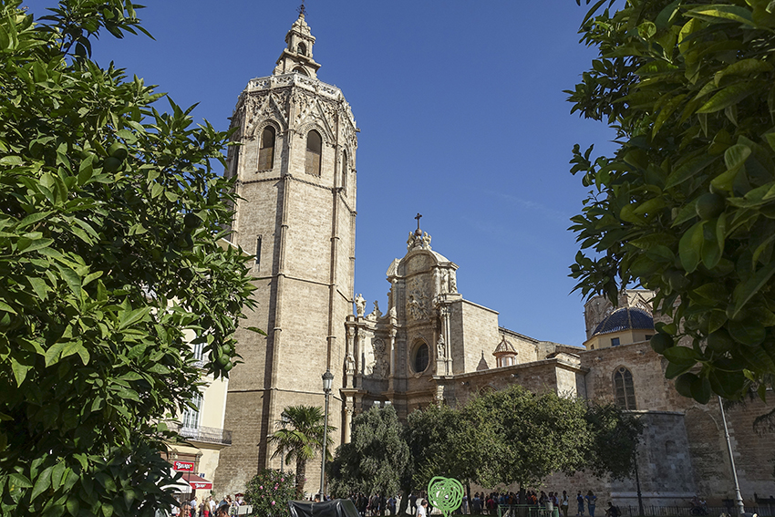 Kathedrale Valencia, Highlights der historischen Altstadt