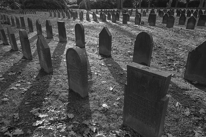 Ohlsdorfer Friedhof Kriegsgräber 1. Weltkrieg