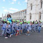 Coimbra Universitätsstadt - Lissabon Notizen Lissabon Kindergartenausflug