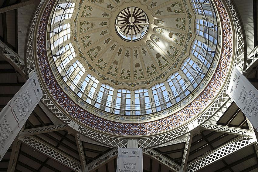 Markthalle Kuppel Valencia, Highlights der historischen Altstadt