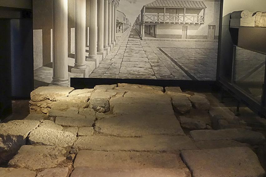 Römische Straße Valencia, Highlights der historischen Altstadt