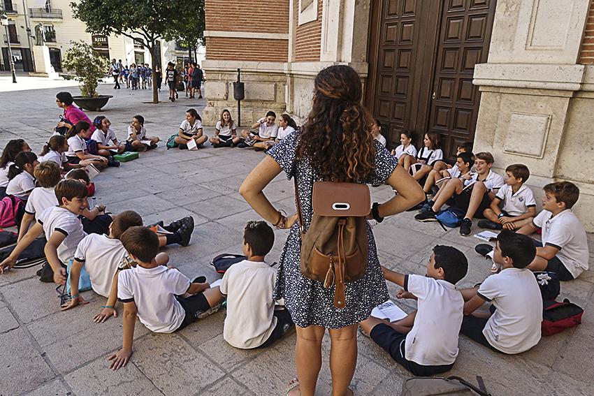 Schulausflug Valencia, die lebendige Stadt am Mittelmeer